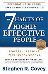 Best Business Books of 2020: The 7 Habits of Highly Effective People by Stephen R. Covey