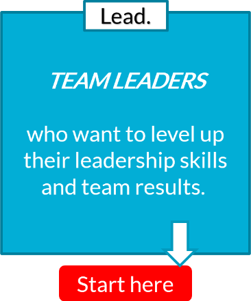Business coach Dave Labowitz helps team leaders who want to level up their leadership skills and team results LEAD their teams.